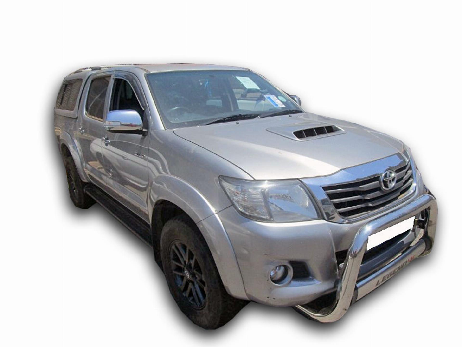 Toyota Hilux 2.0 D-4D Legend
