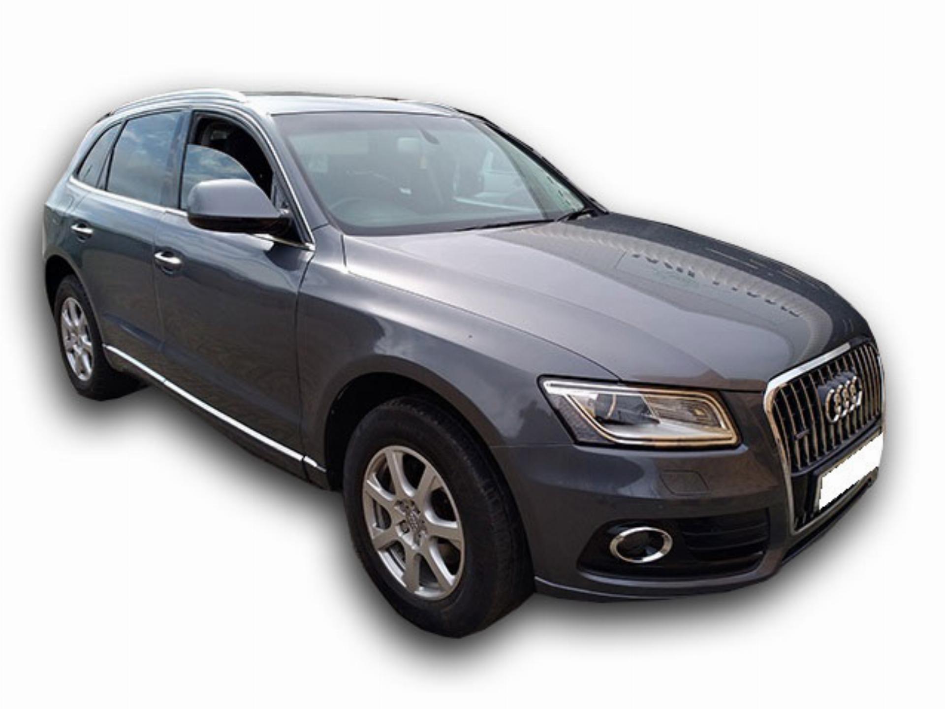 Audi Q5 2.0 TDI Q S Tronic