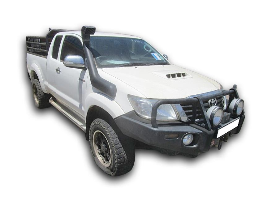 Toyota Hilux 3.0D