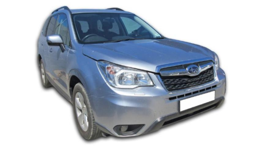 Subaru Forester 2.5 XS Lineartro