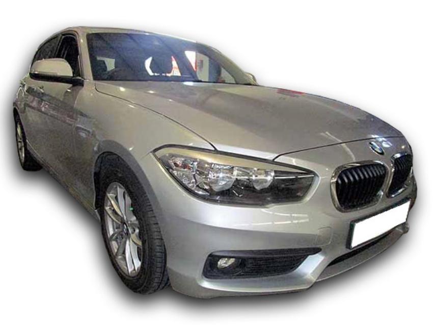 BMW 1 Series 118 Sport A/T