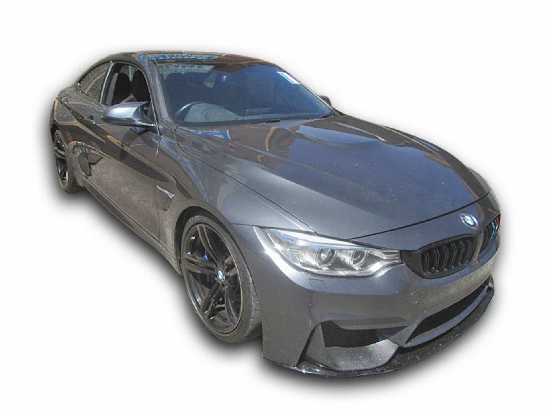 BMW M4 Coupe DCT