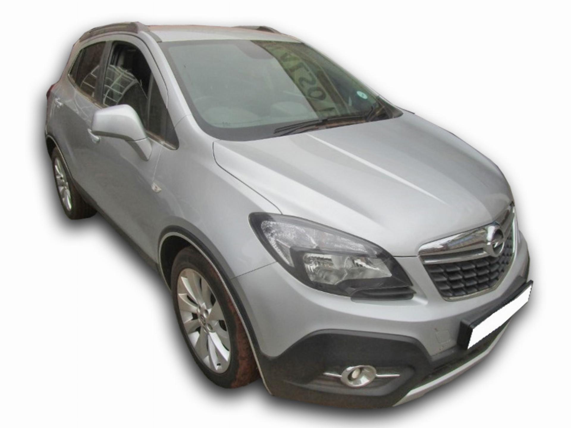 Opel Mokka 1.4T Cosmo A/T