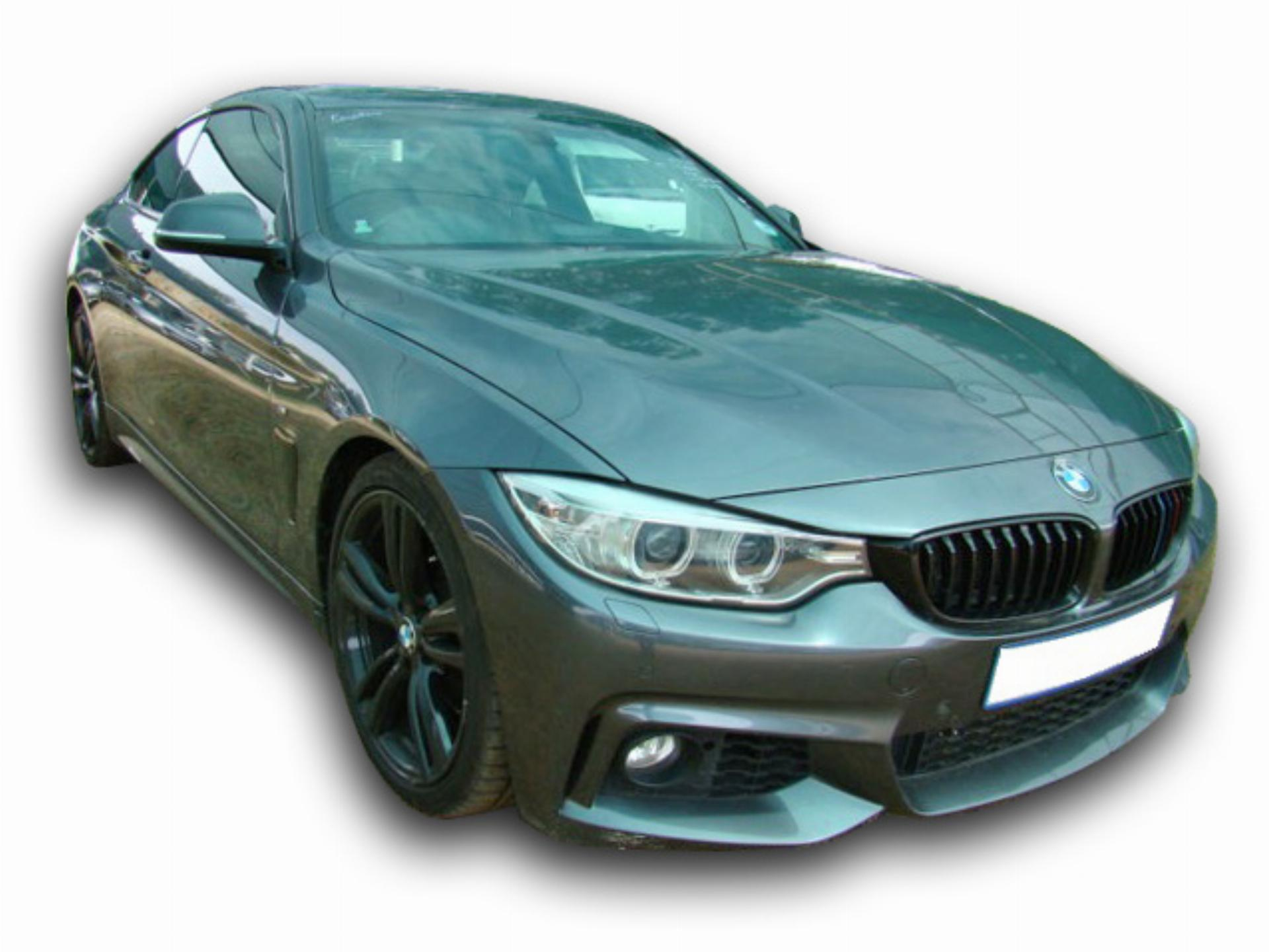 BMW 4 Series 428I Coupe M Sport A/T