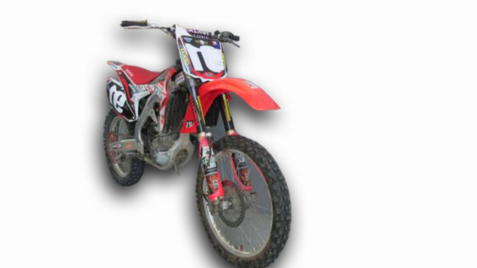 Honda CRF 450 450 R