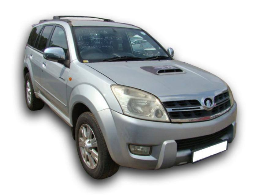 Great Wall Motors Limited GWM Hover 2.5 Tci 4X4