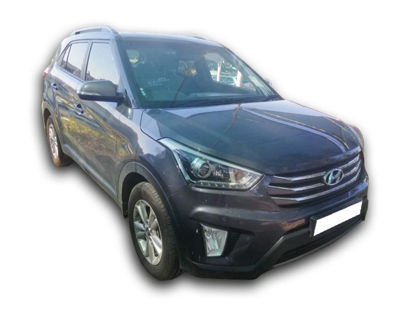 Hyundai Creta 1.6 Executive