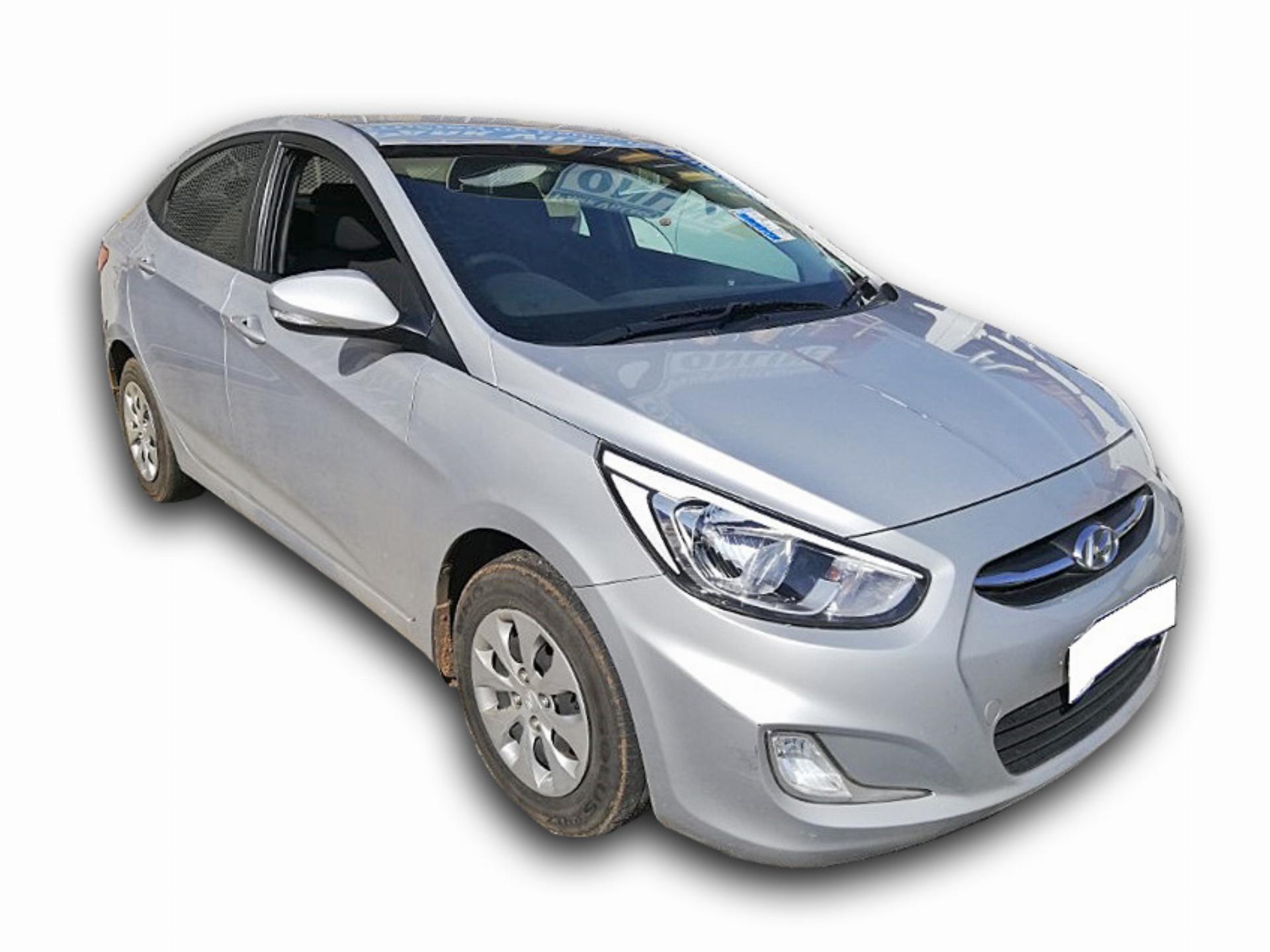 Hyundai Accent 1.6 GLS/FLUID