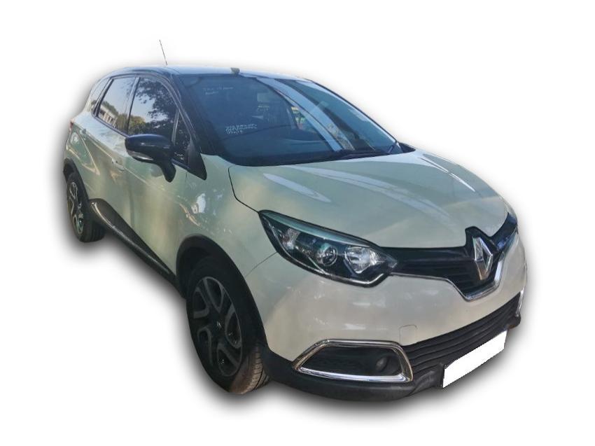 Renault Capture 1.2Y Dynamique