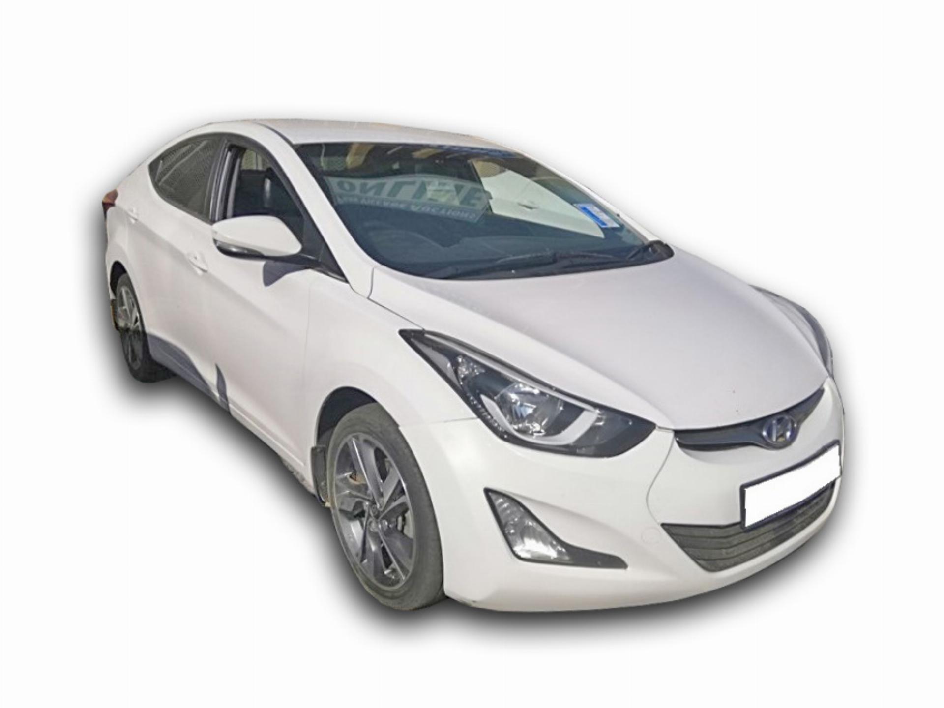 Hyundai Elantra 1.6 Premium