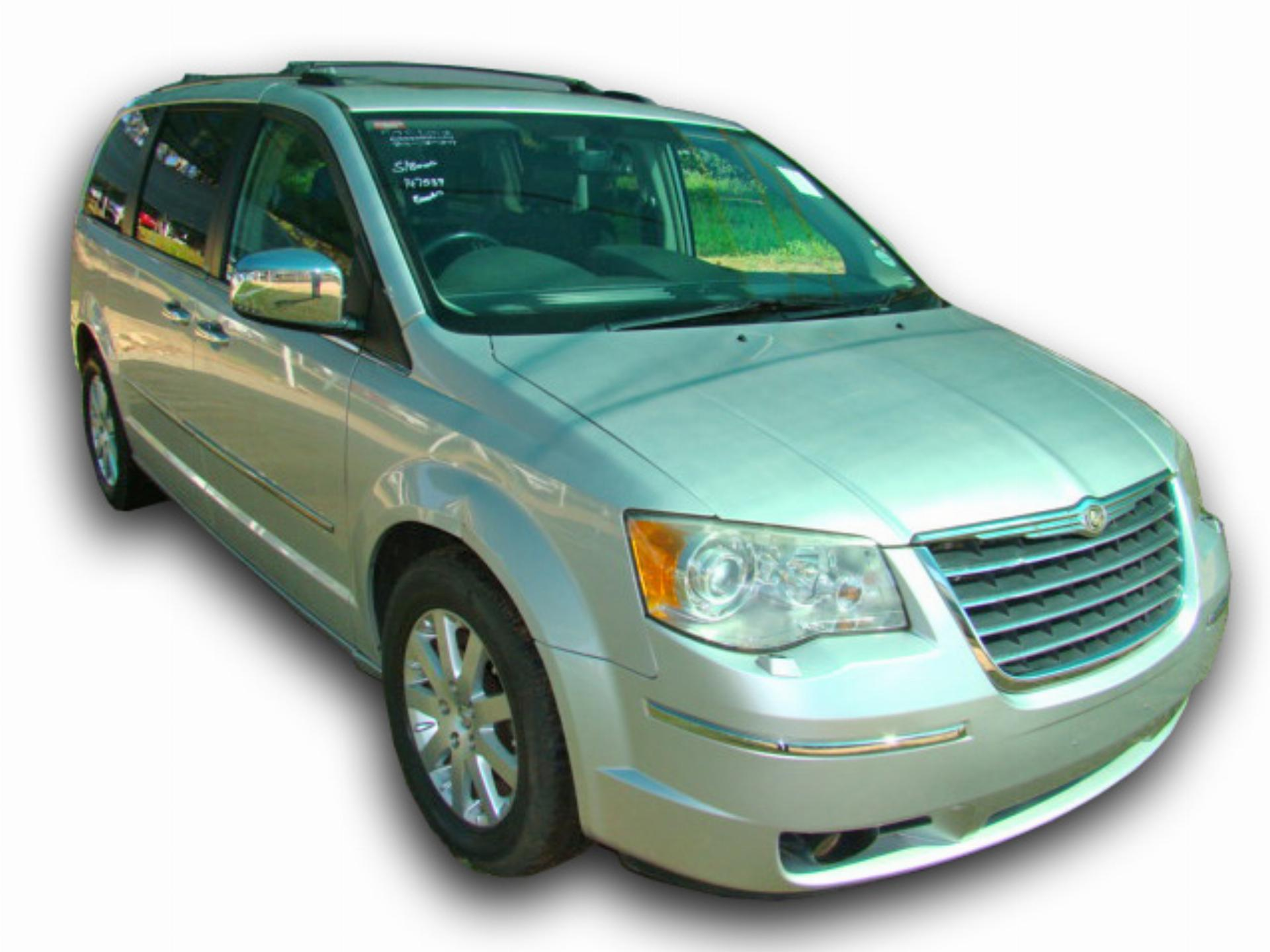 Chrysler Grand Voyager 2.8 Lim