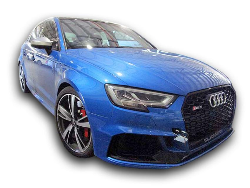 Audi RS3 Sportback Stronic