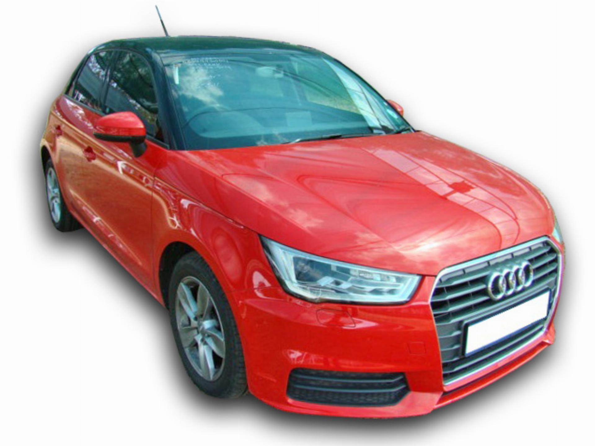 Audi A1 Sportback 1.0T Fsi S