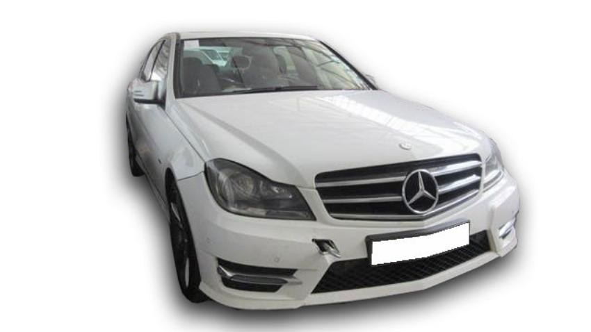 Mercedes Benz C200 Cdi Avantgan