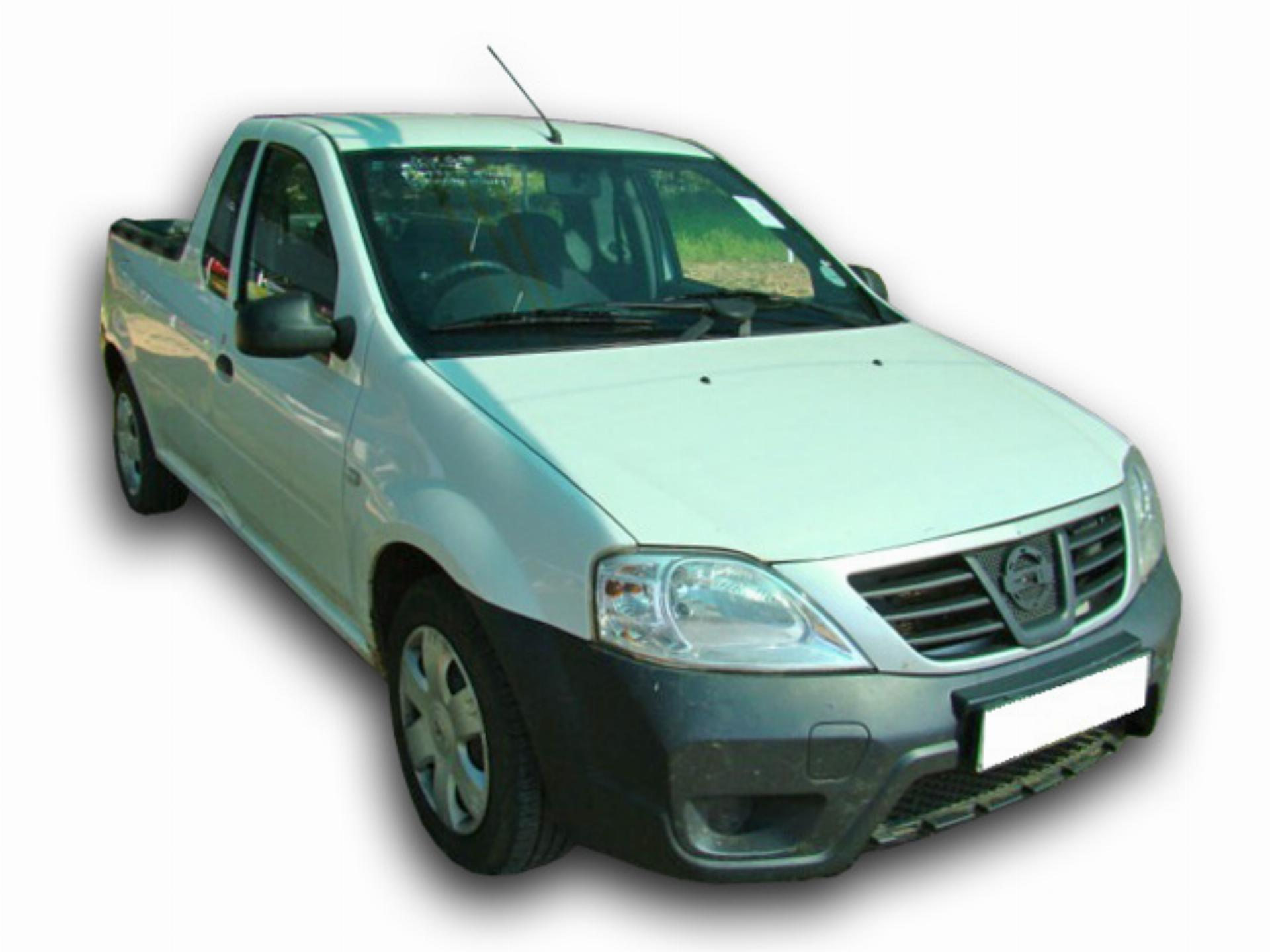 Nissan NP200 1.6 A/C Safety P/U
