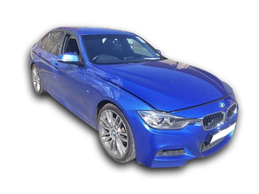 BMW 3 Series 320D M Sport A/T (F30)