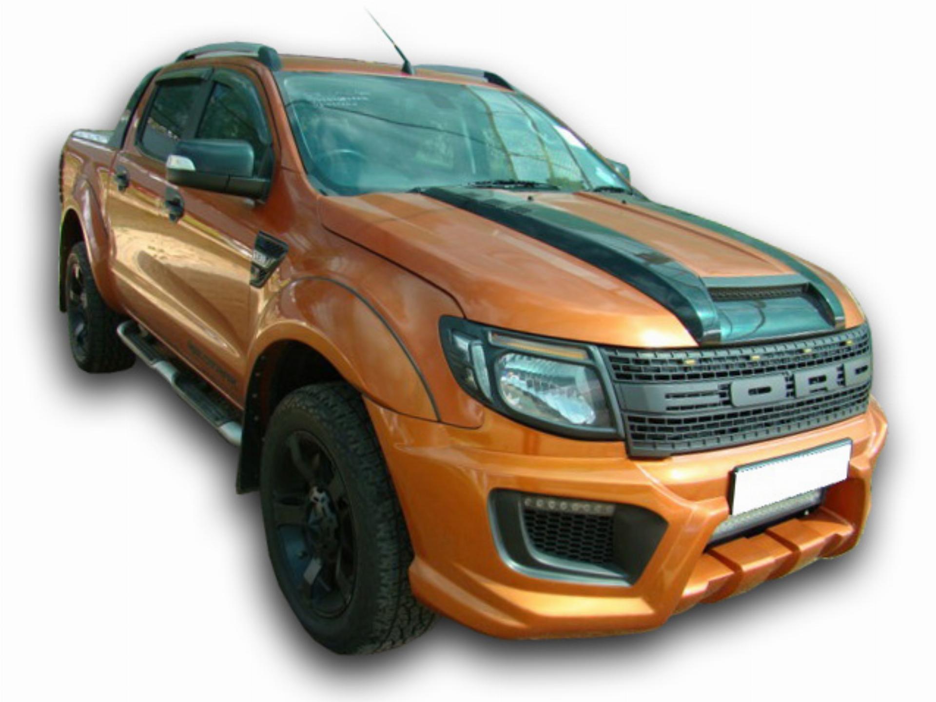 Ford Ranger 3.2 Tdci Wildtrack