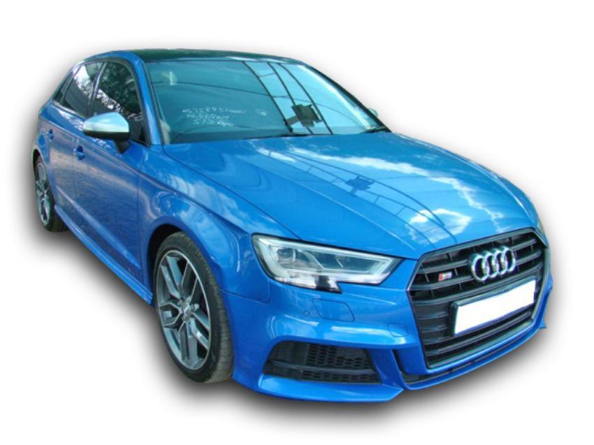 Audi S3 Sportback Stronic