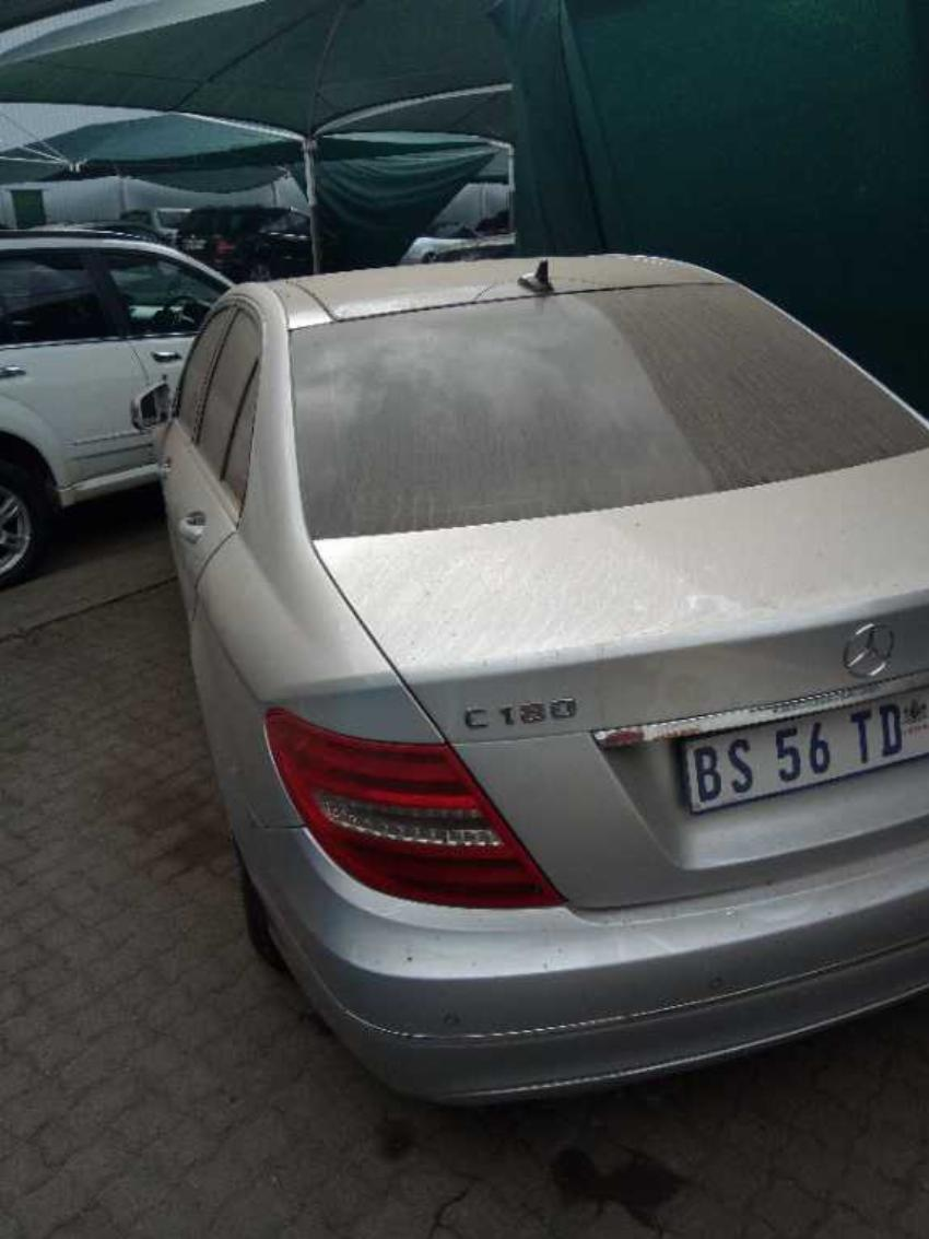 Mercedes Benz C Class 180 BE Avantgard