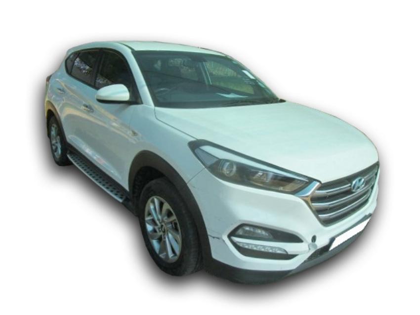Hyundai Tucson 2.0 Premium