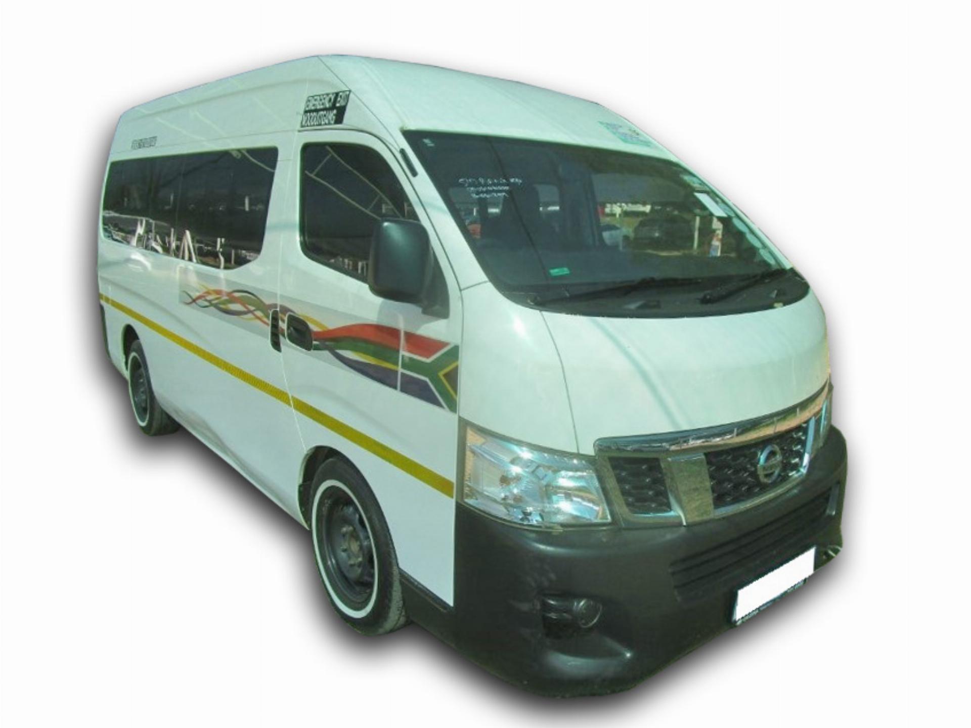 Nissan NV350 2.5 16 Seat Impendulo