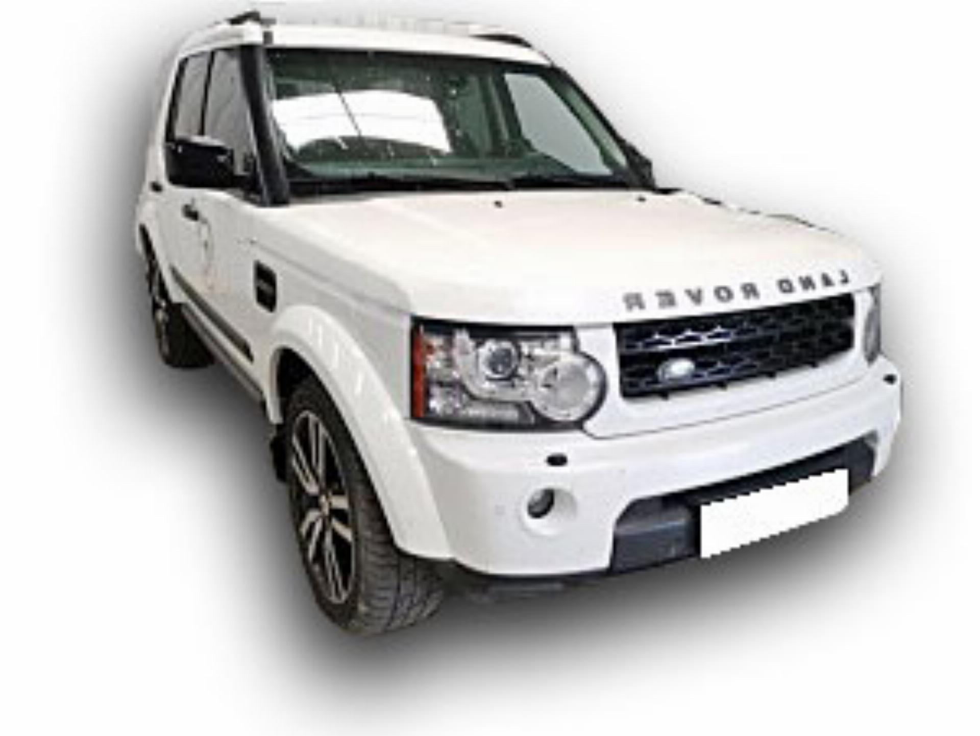 Land Rover Discovery 4 3.0 TD