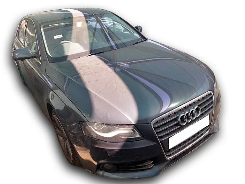 Audi A4 2.0 TDI Attraction