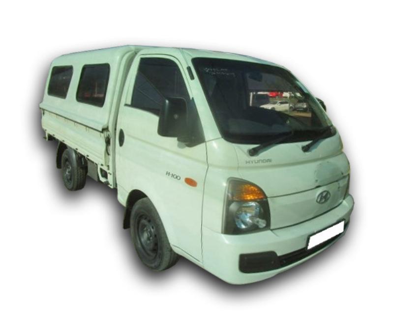 Hyundai H100 2.6D F/C D/S