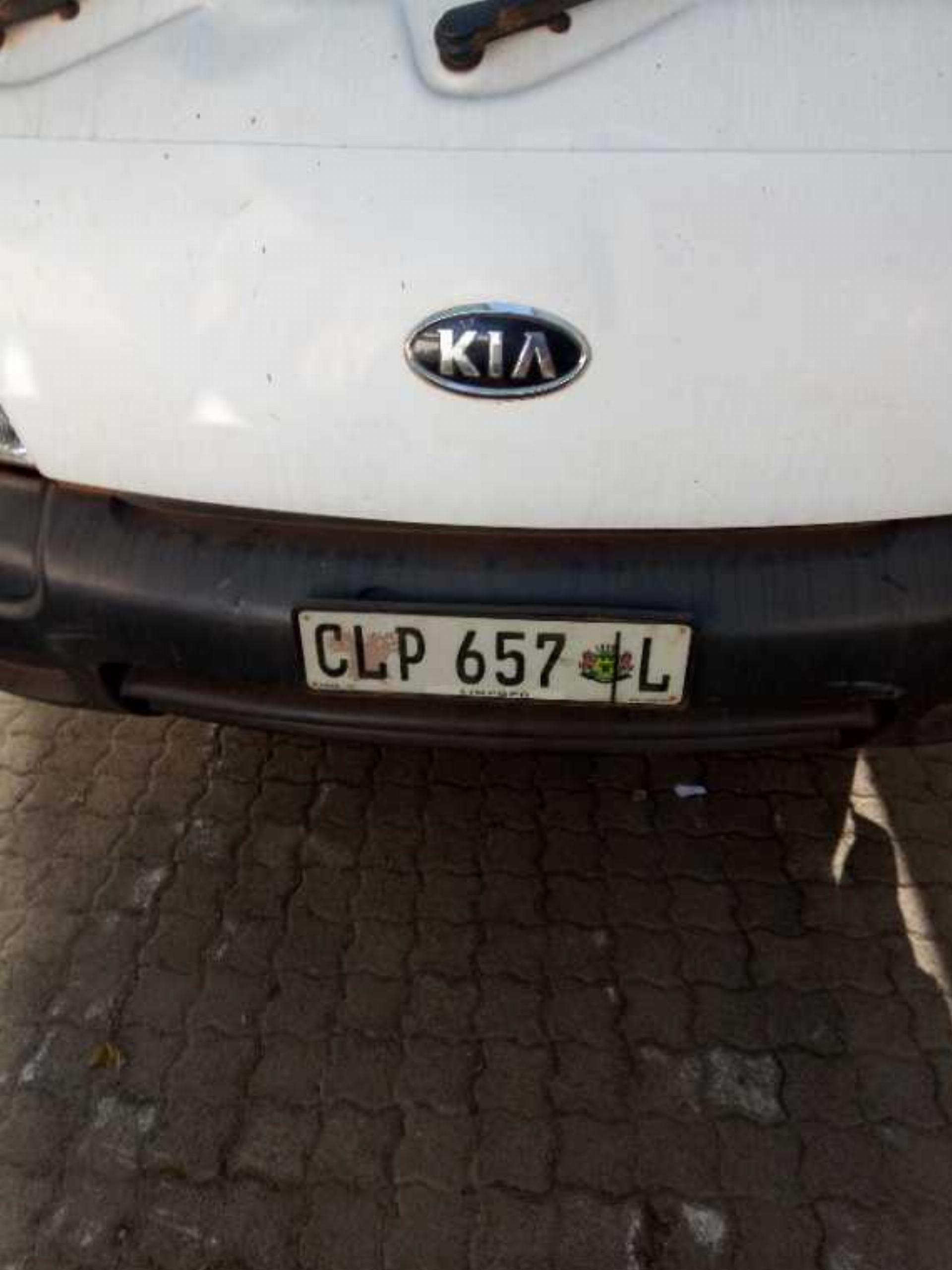 Kia K2700 2.7 4X2