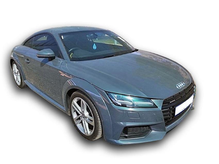 Audi 2.0 TFSI Quattro Coupe