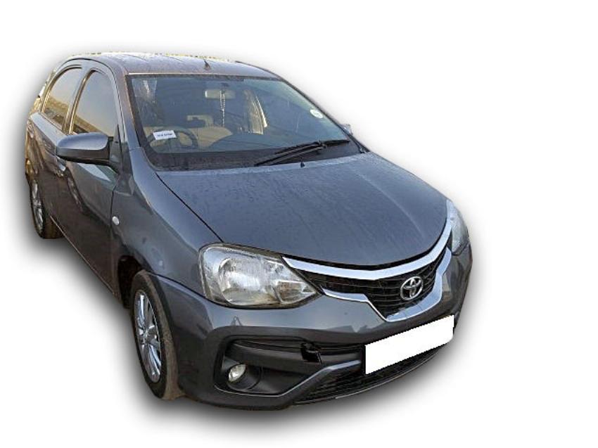 Toyota Etios 1.5 XS /SPRINT