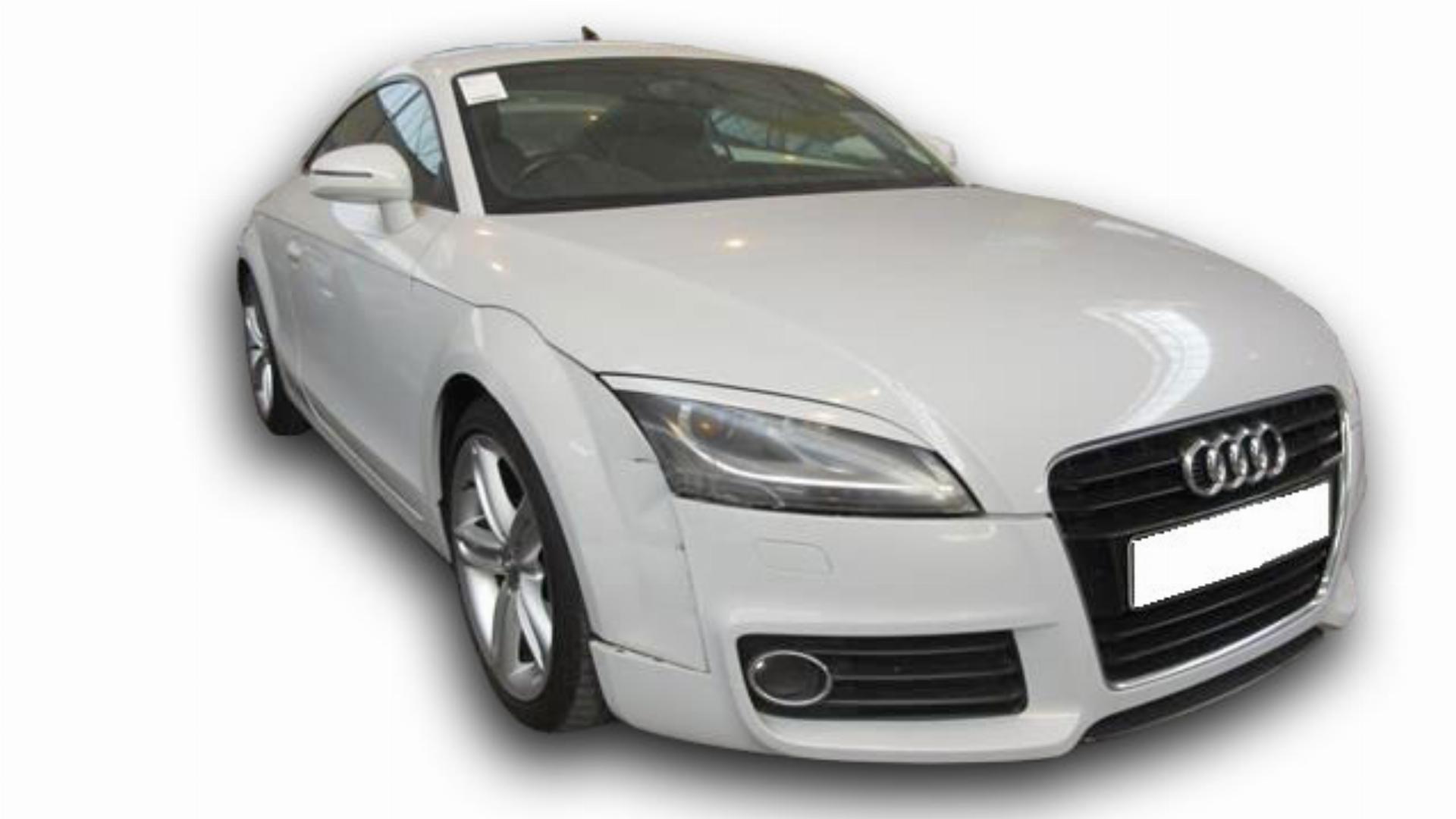 Audi TT 2.0T Fsi Coupe Stronic