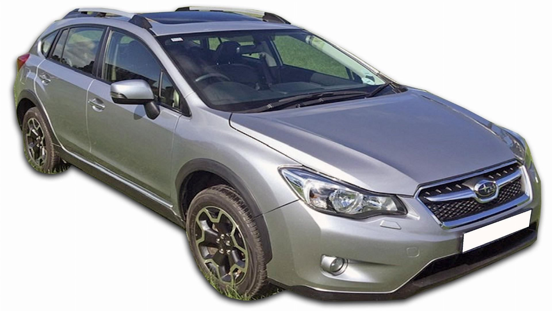 Subaru XV 2.0 High Lineartronic