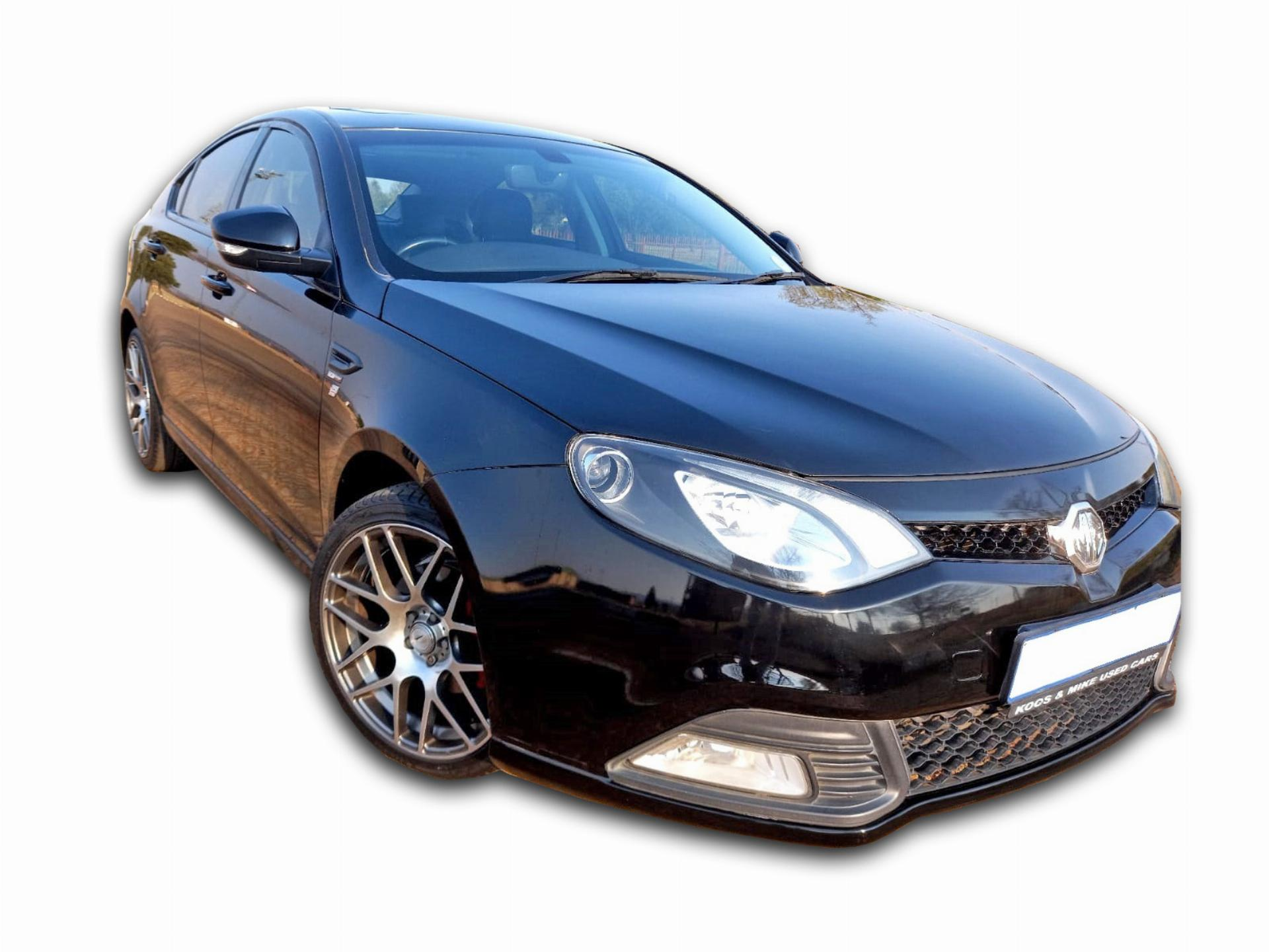 MG 6 1.8T Delux Motosport Edition 5DR