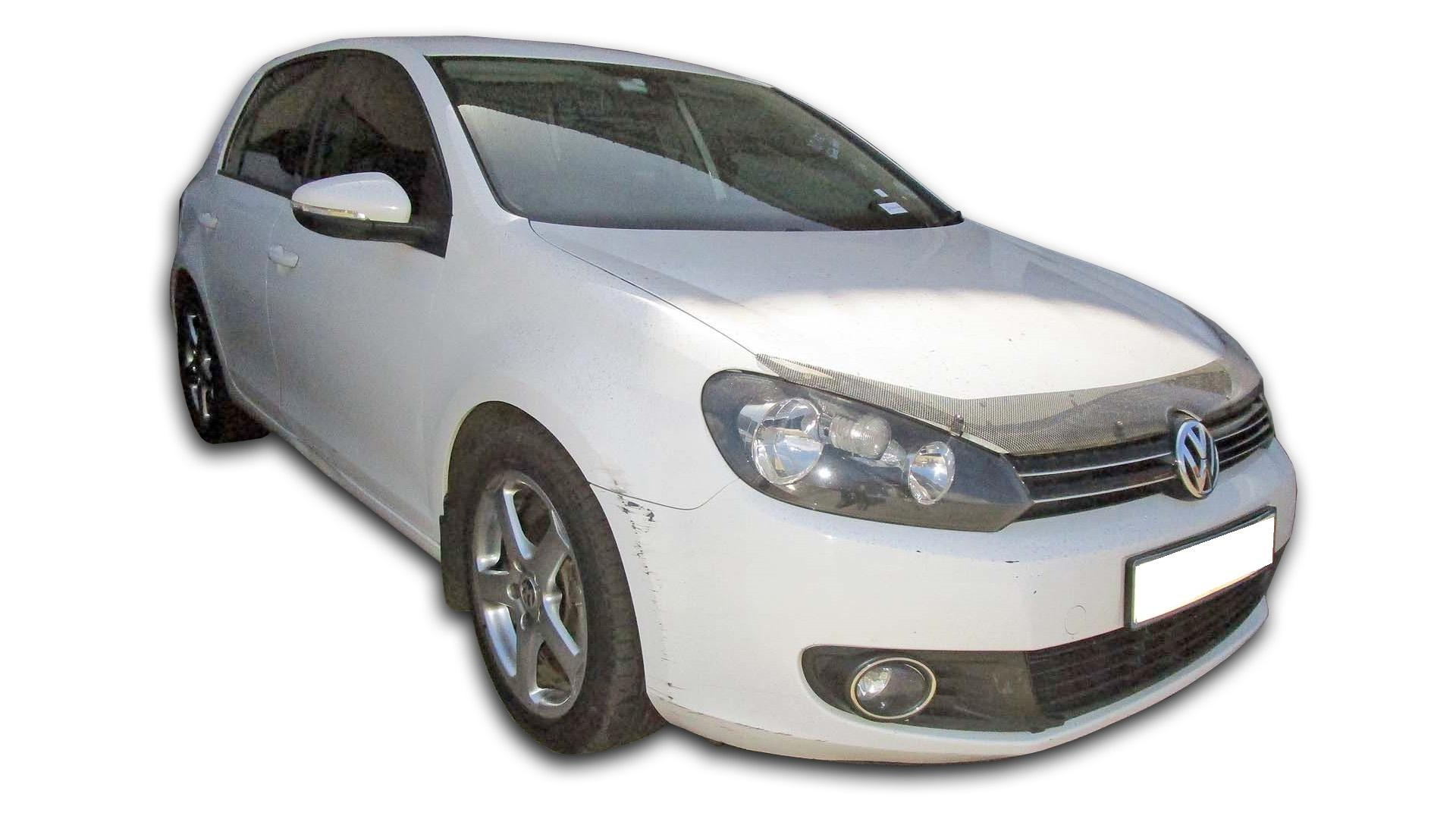 Volkswagen Golf 6 1.4 Tsi