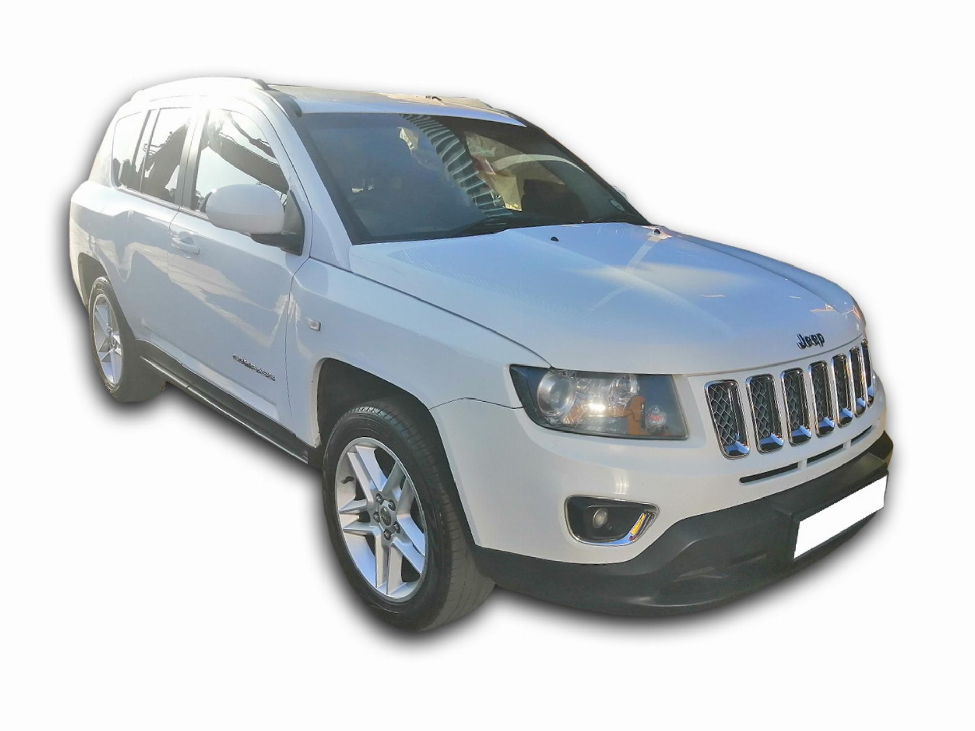 Jeep Compass 1.2 Limited