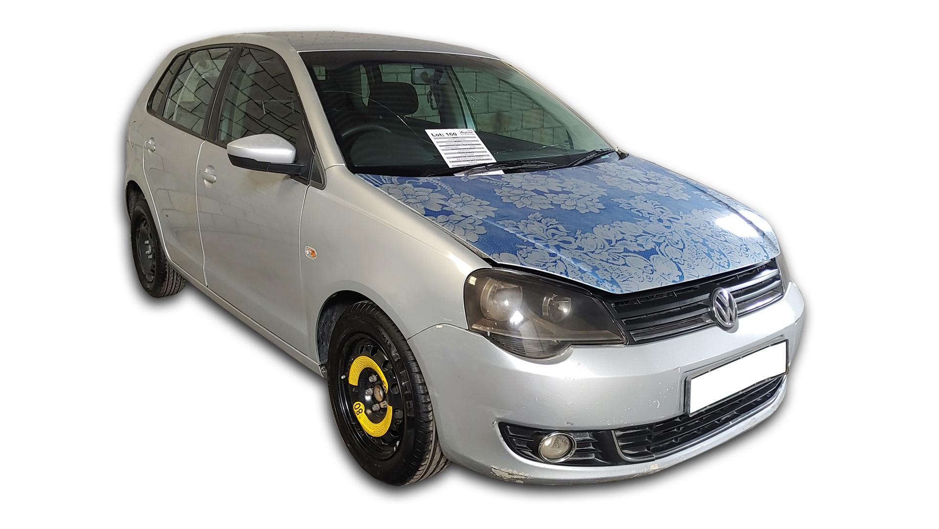 Volkswagen Polo Vivo GP 1.6 CO