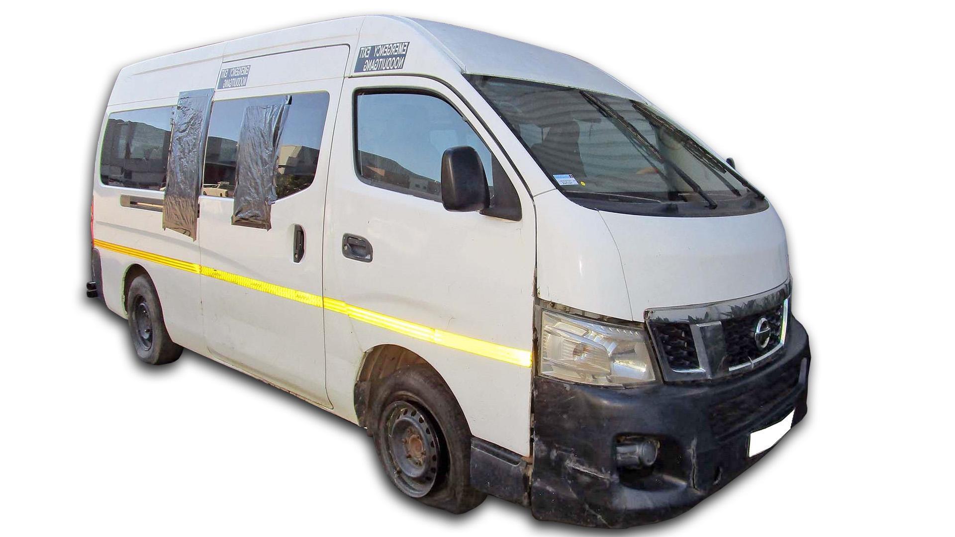 Nissan NV350 2.5 16 Seat IM