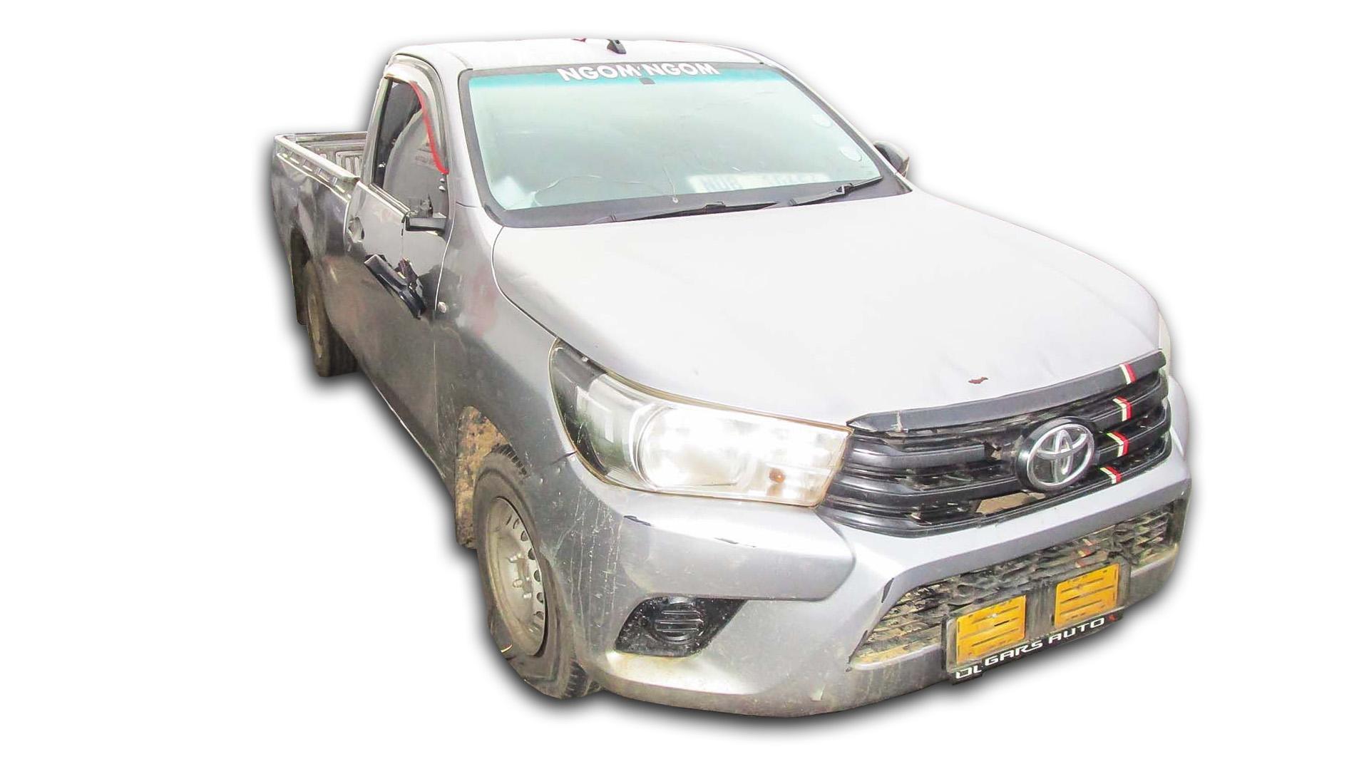 Toyota Hilux 2.0 Vvti P/U S