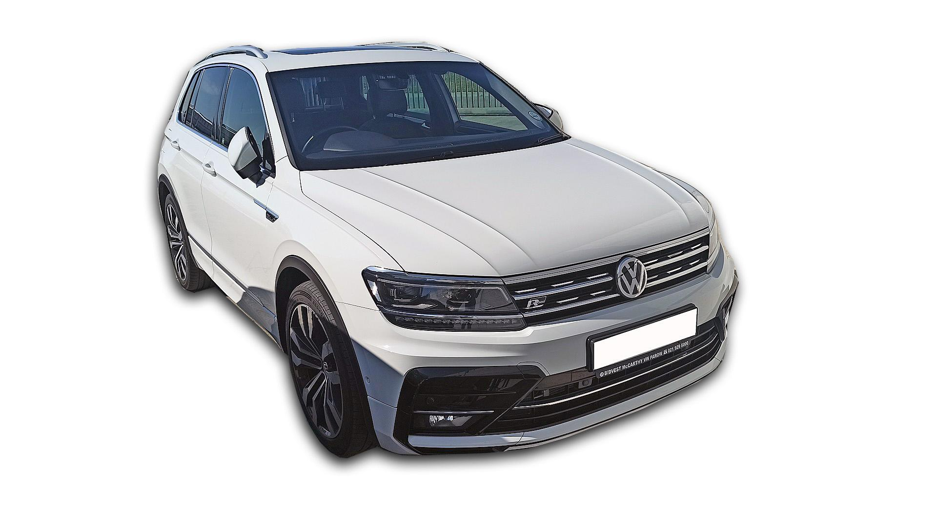VW Tiguan 2.0 Tsi High