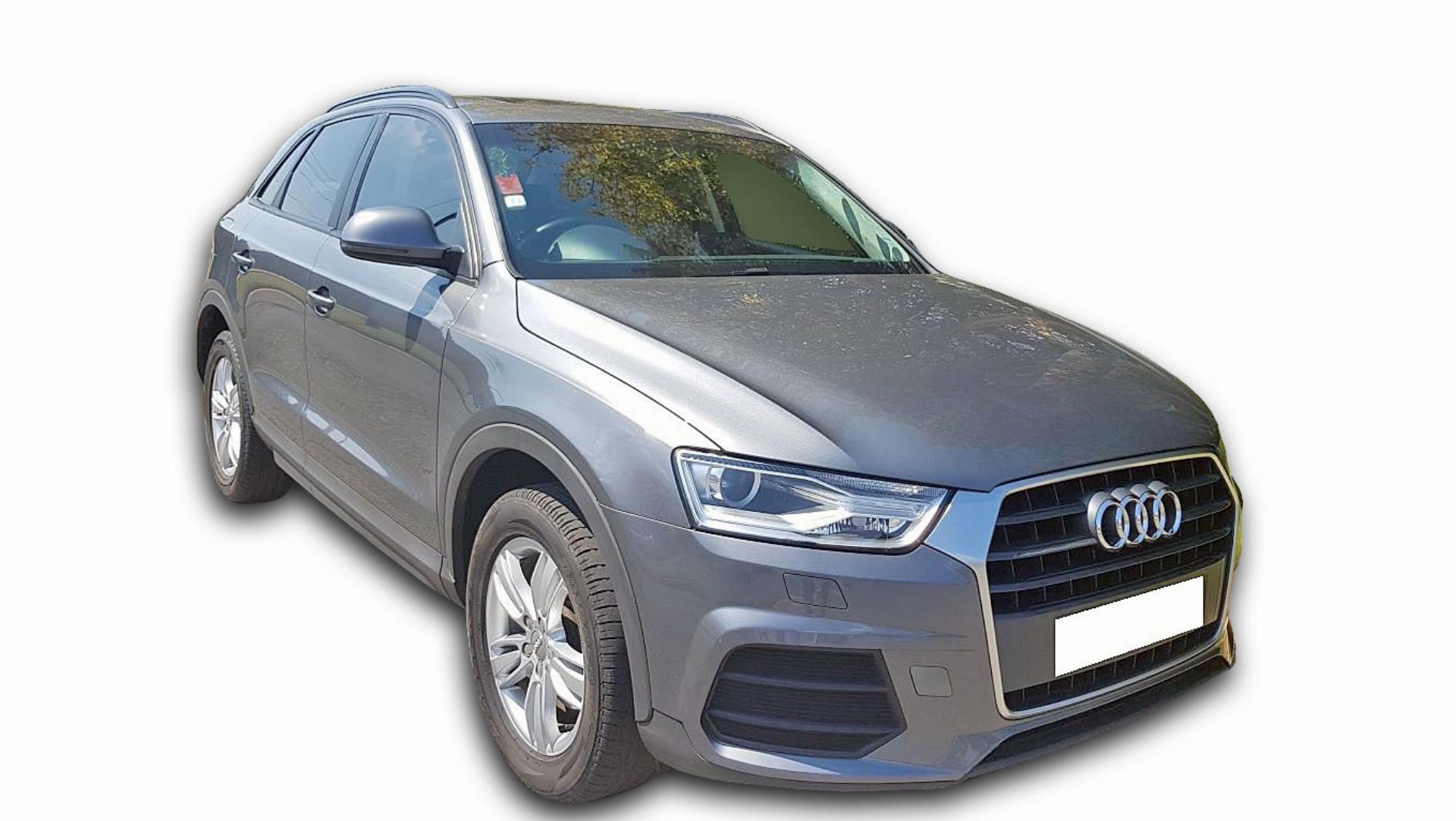 Audi Q3 1.4 TFSi   DSG
