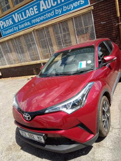 Bank Repossessed And Used Toyota C Hr For Sale