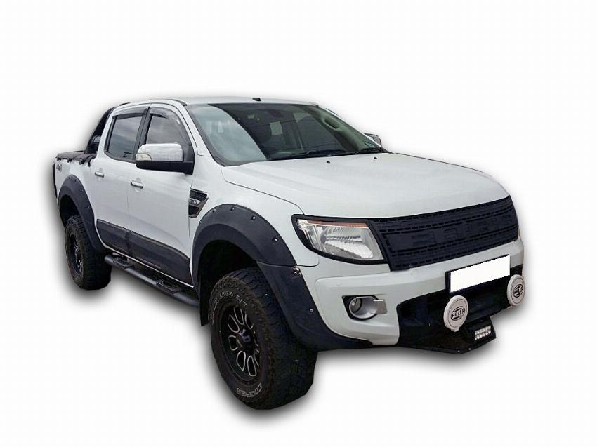 Ford Ranger 3.2 XLT 4X4 Automatic