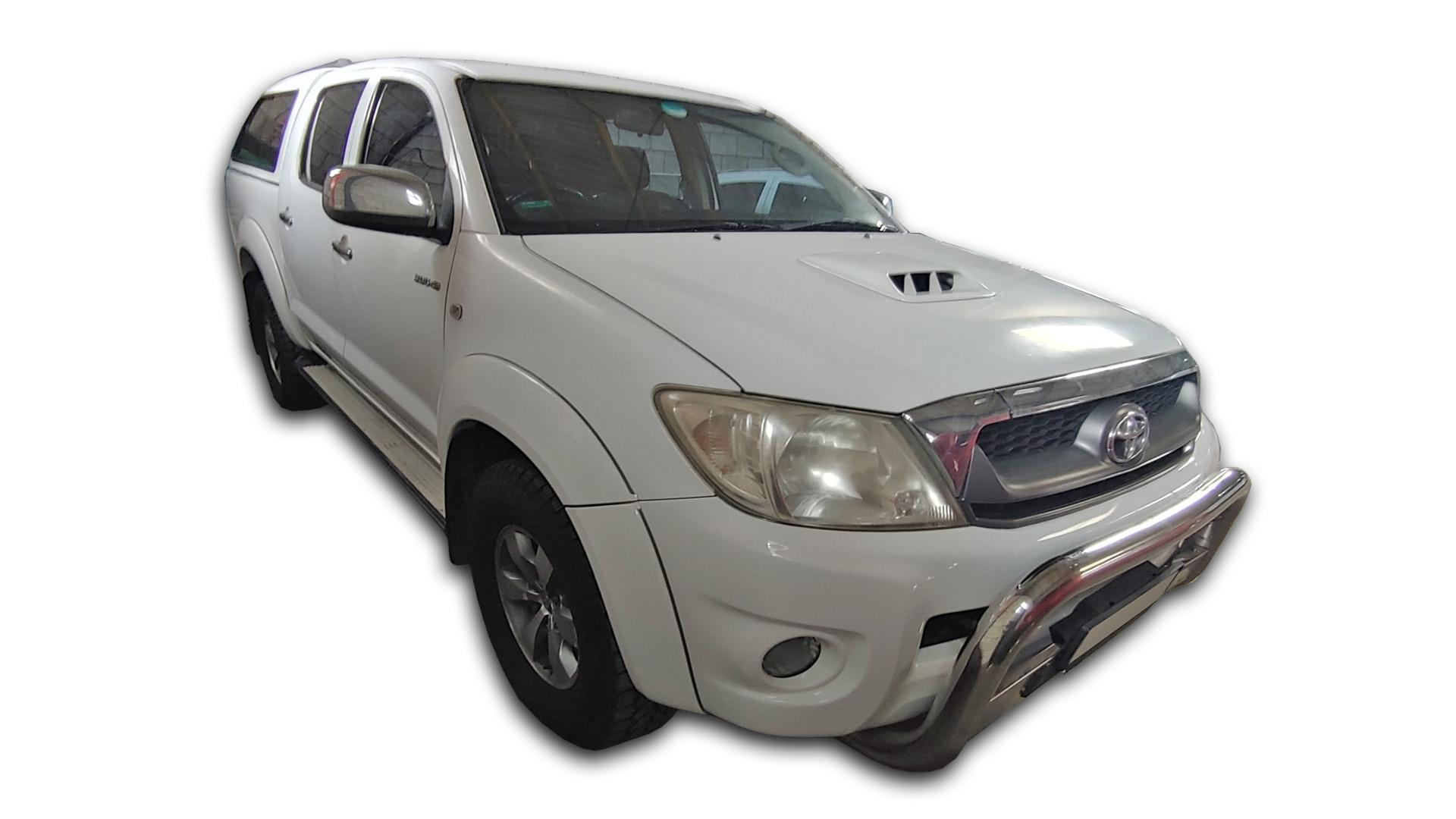 Toyota Hilux 3.0 D-4D Raider