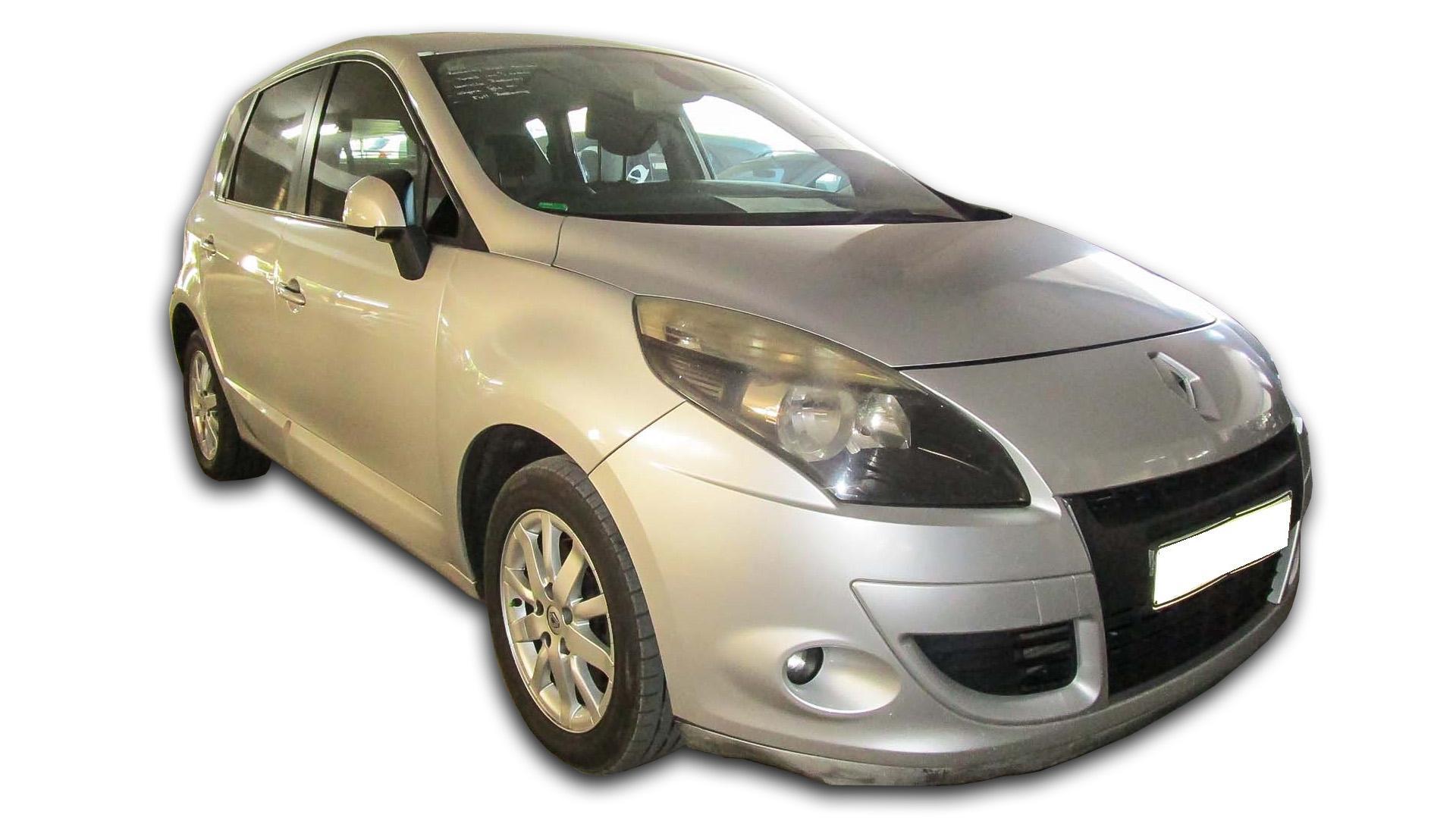 Renault Scenic Iii 1.9DCI D