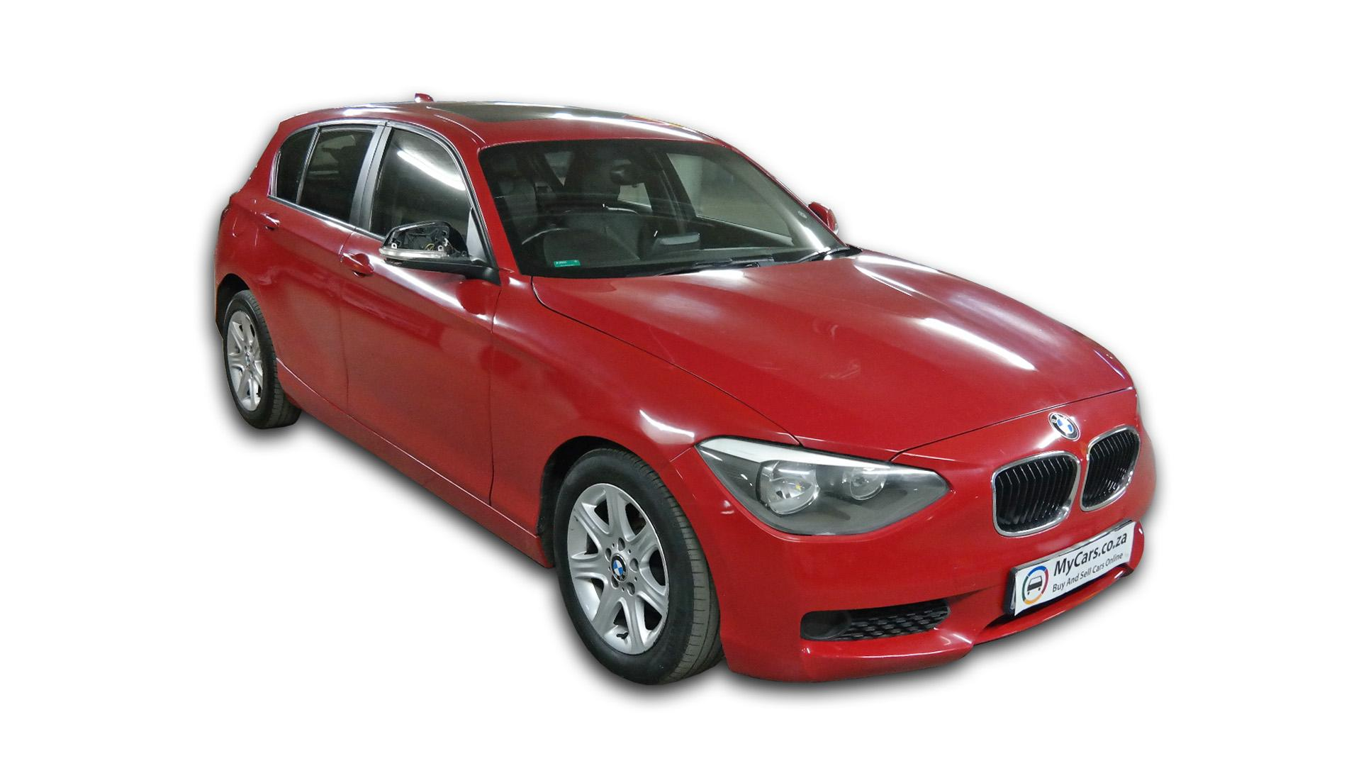 BMW 1 Series 116I 5DR A/T (F20)