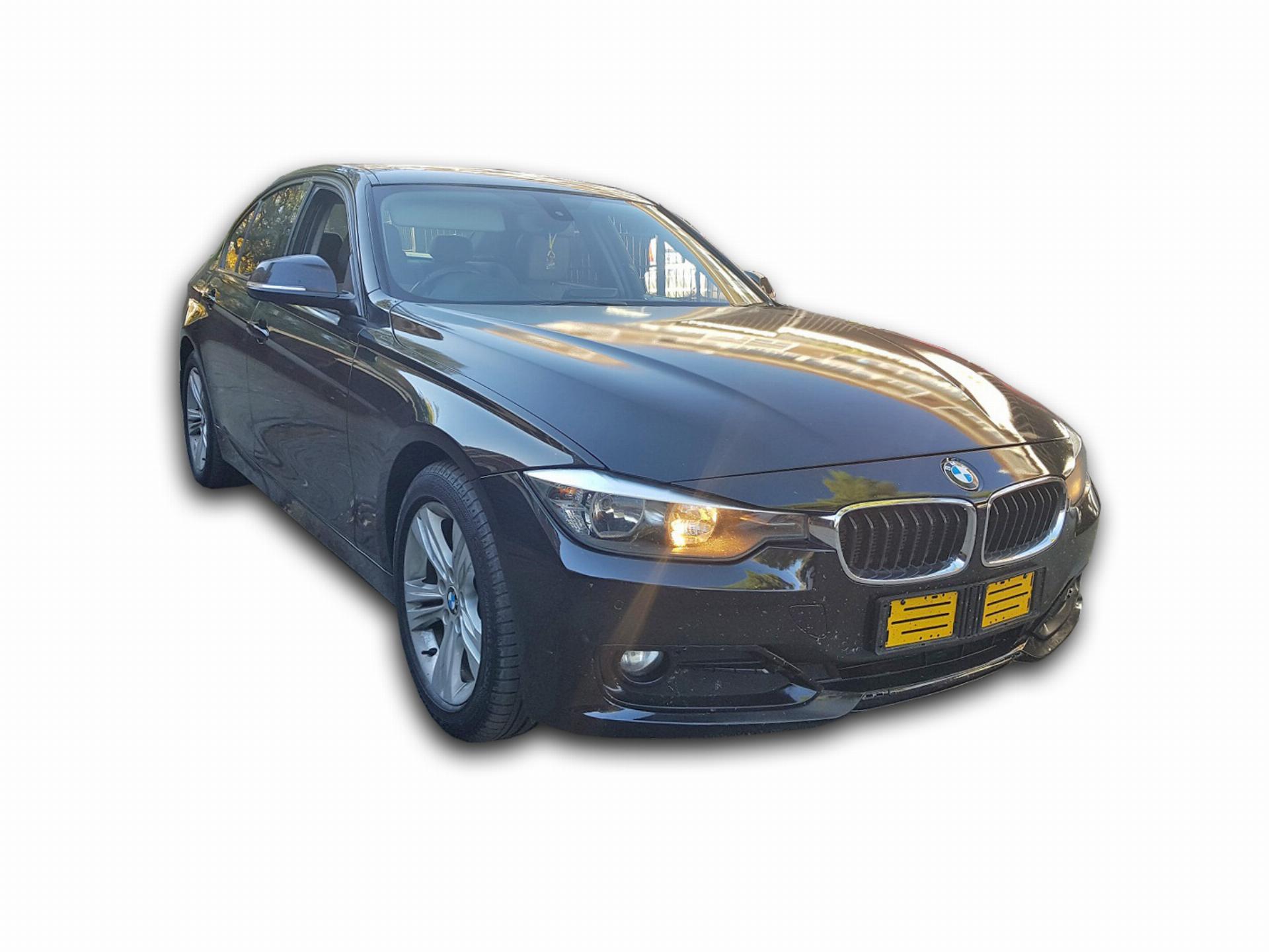 BMW 3 Series 320D F30