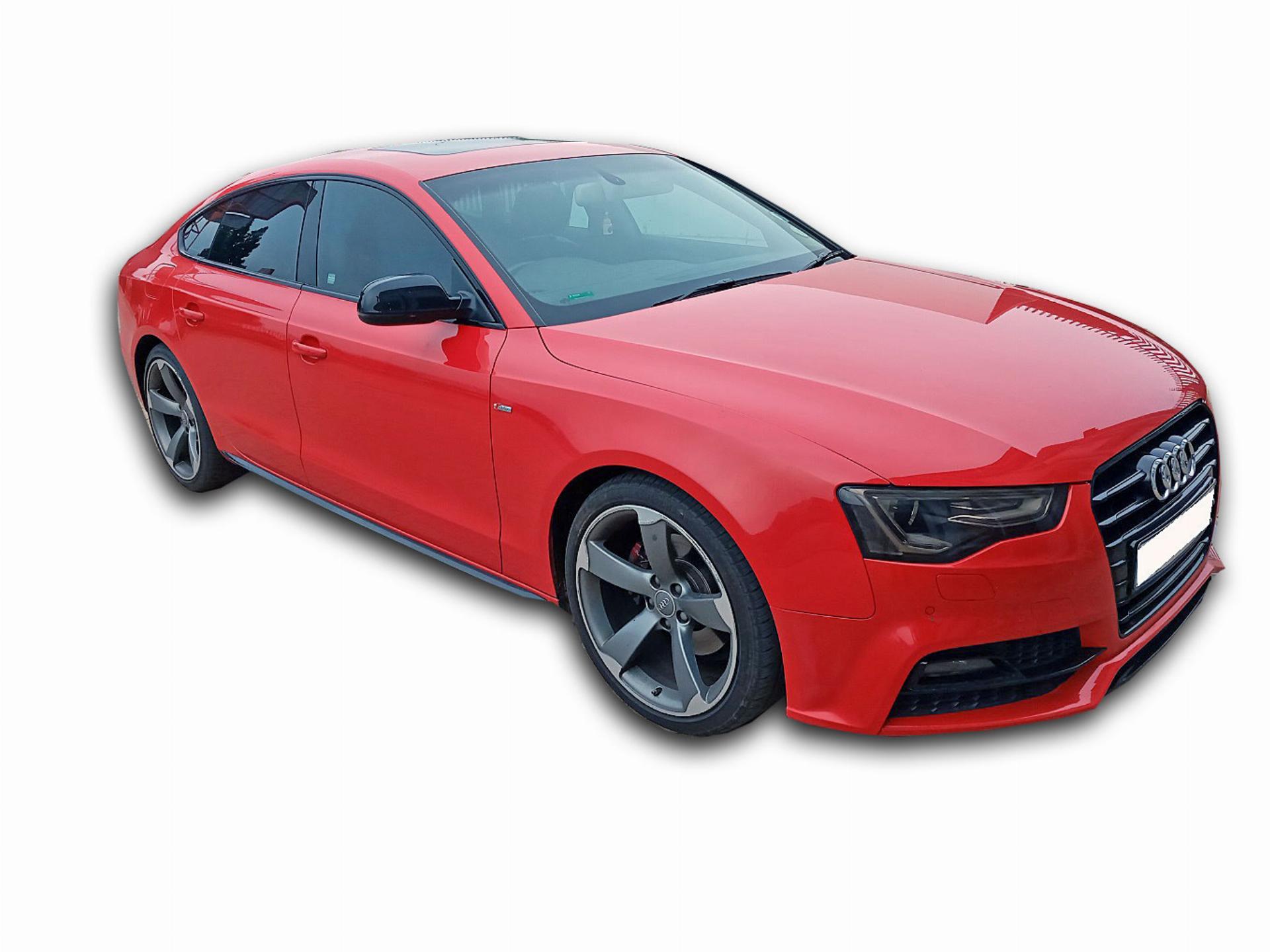 Audi A5 2.0 Tdi Multi Sportback