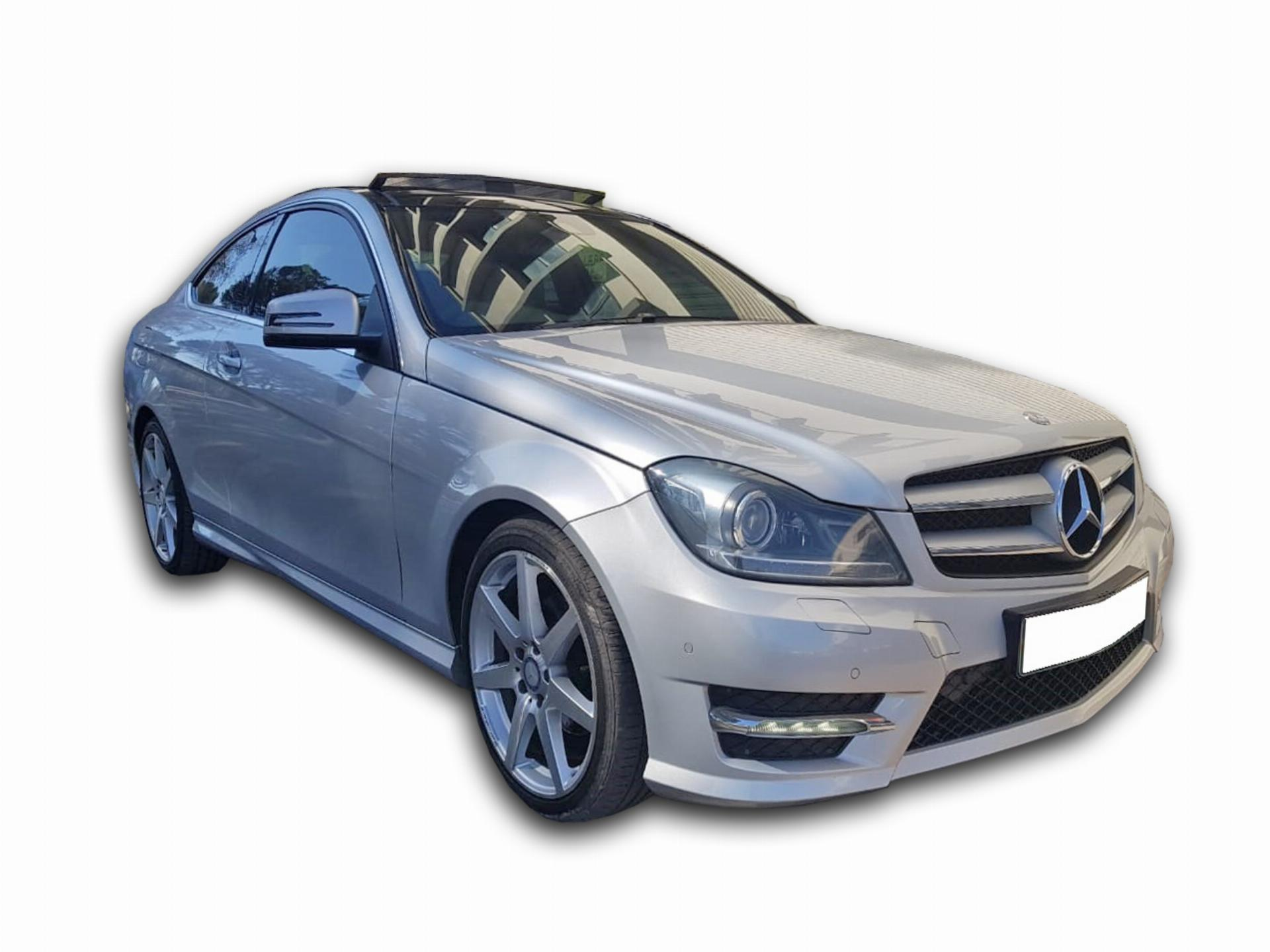 Mercedes Benz C180 Amg Coupe