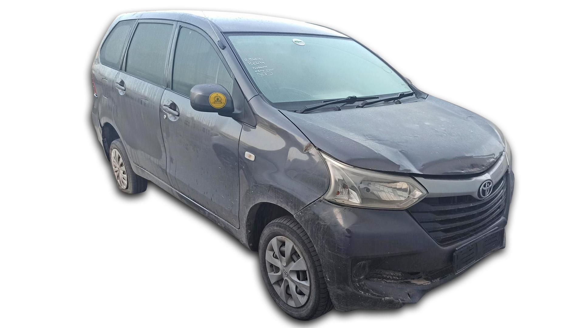 Toyota Avanza 1.3 SX